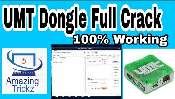 UMT Dongle 7.0 Full Cracked - Updated 100% Free